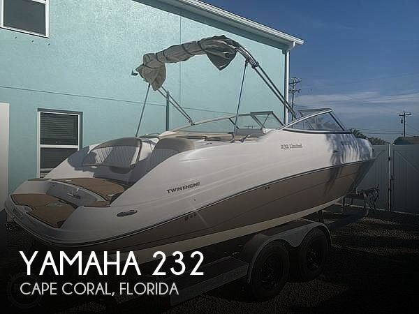 Used Yamaha Boats For Sale in Cape Coral, Florida by owner | 2008 Yamaha 232