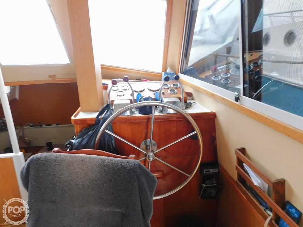 1976 Gulfstar boat for sale, model of the boat is 43 Mark II & Image # 27 of 40