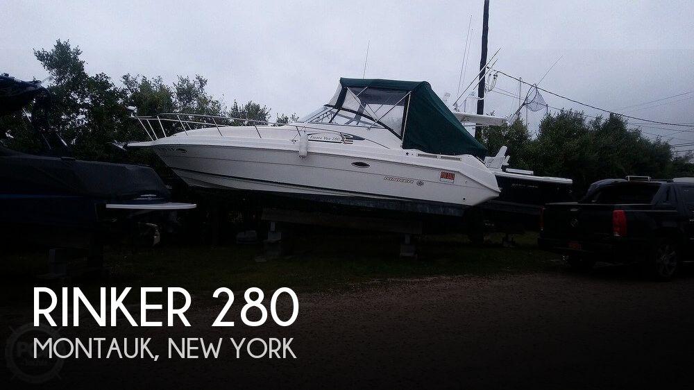 Used Rinker 28 Boats For Sale by owner   1998 Rinker Fiesta V 280