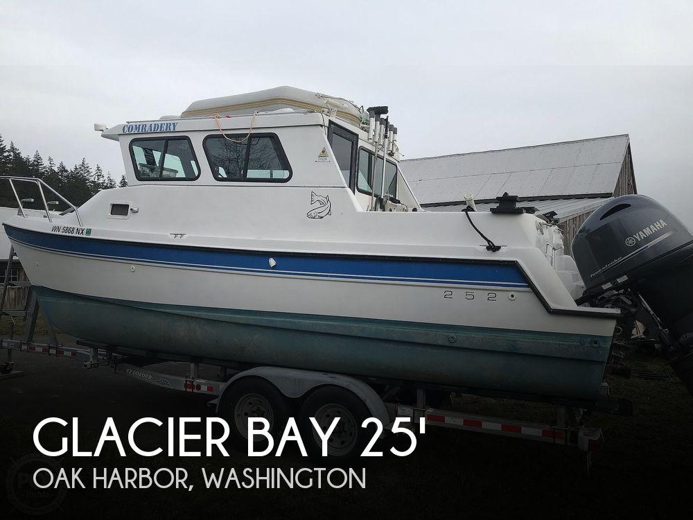 Used GLACIER BAY Boats For Sale by owner | 1994 Glacier Bay 25