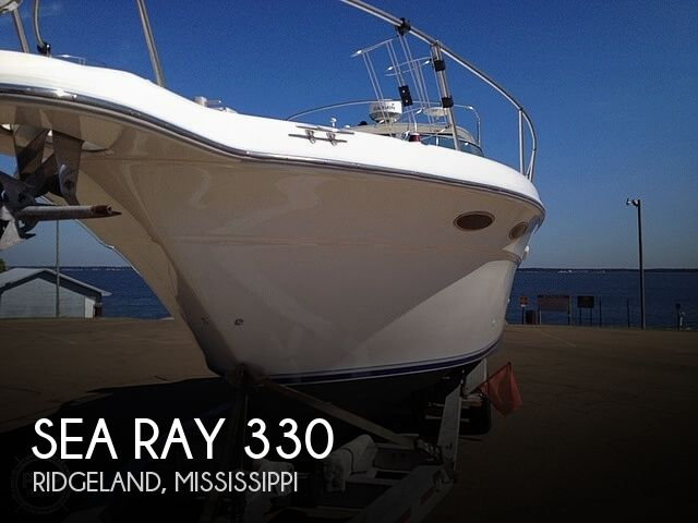 Used Sea Ray Sundancer 330 Boats For Sale by owner | 1995 Sea Ray Sundancer 330