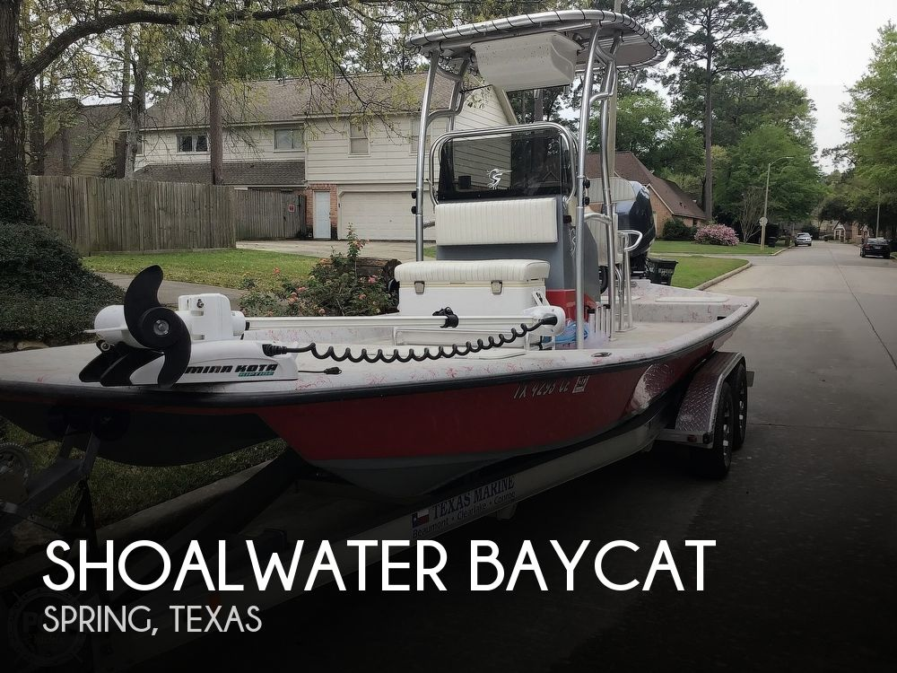 Used Shoalwater Boats For Sale by owner | 2014 22 foot Shoalwater Baycat