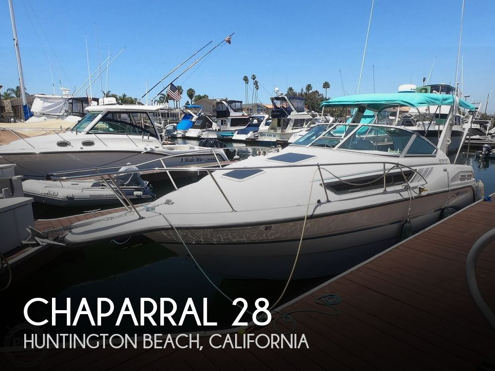 1992 CHAPARRAL SIGNATURE 28 for sale