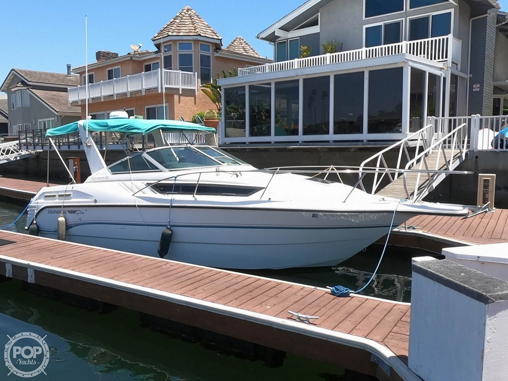 1992 Chaparral boat for sale, model of the boat is Signature 28 & Image # 3 of 40
