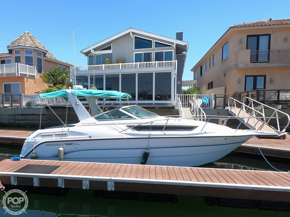1992 Chaparral boat for sale, model of the boat is Signature 28 & Image # 4 of 40