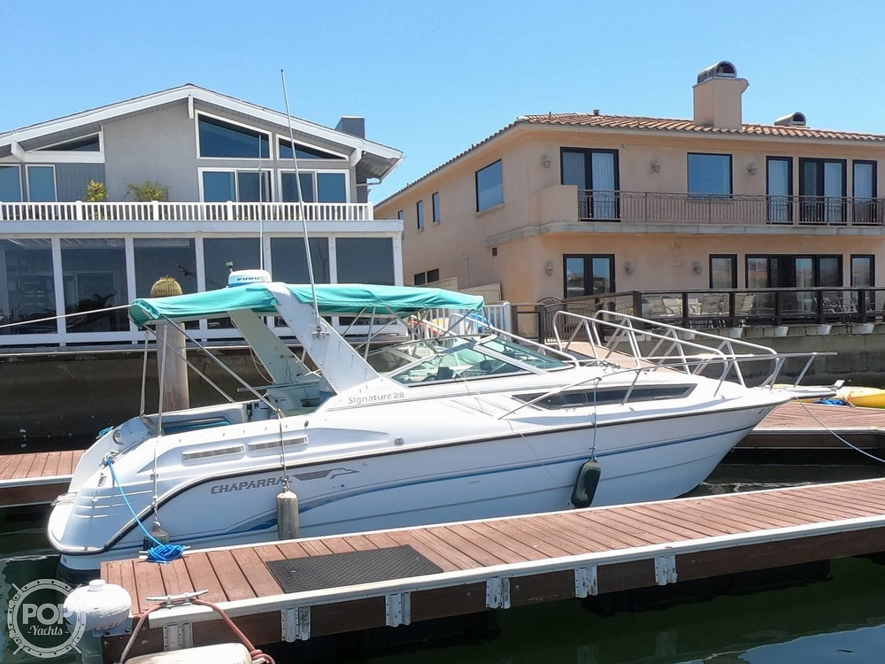 1992 Chaparral boat for sale, model of the boat is Signature 28 & Image # 5 of 40