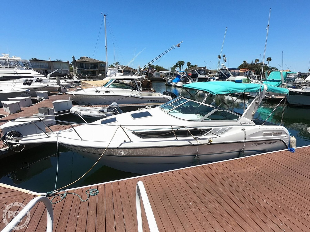 1992 Chaparral boat for sale, model of the boat is Signature 28 & Image # 6 of 40