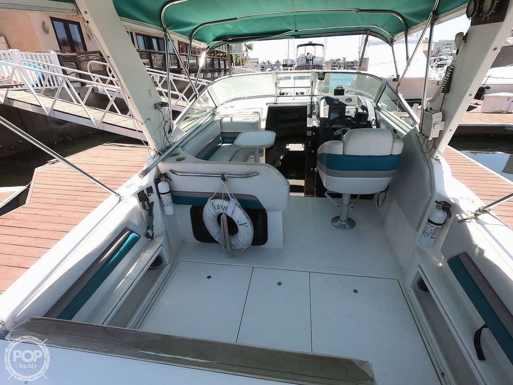 1992 Chaparral boat for sale, model of the boat is Signature 28 & Image # 9 of 40