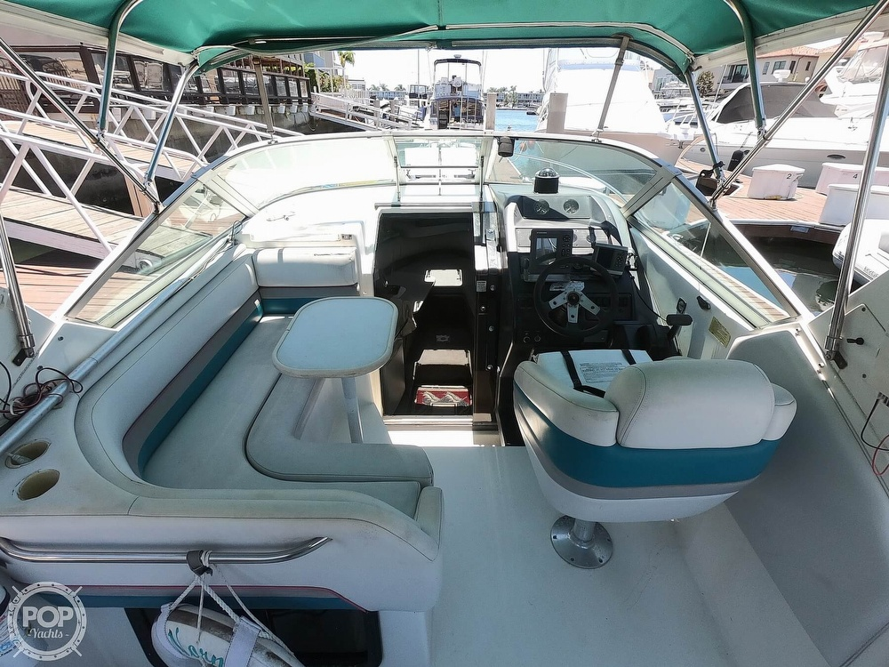 1992 Chaparral boat for sale, model of the boat is Signature 28 & Image # 10 of 40