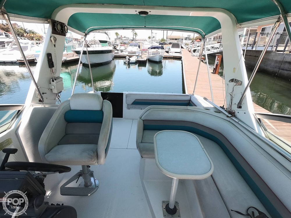 1992 Chaparral boat for sale, model of the boat is Signature 28 & Image # 27 of 40
