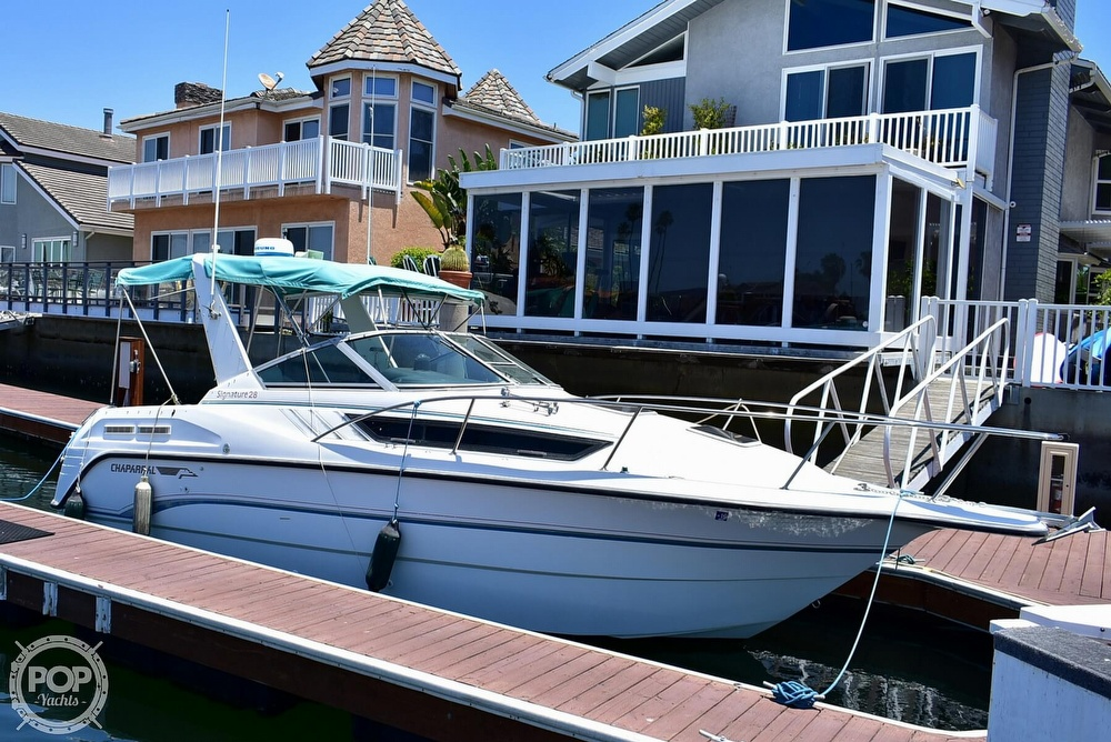 1992 Chaparral boat for sale, model of the boat is Signature 28 & Image # 38 of 40