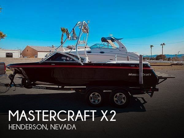 Used Boats For Sale in Las Vegas, Nevada by owner | 2004 Mastercraft X2