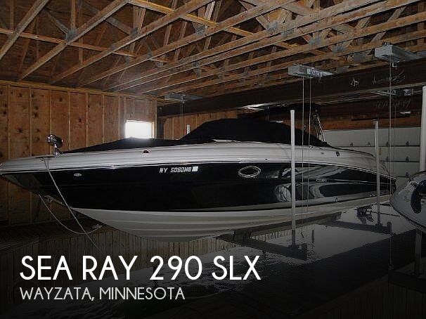 Used Sea Ray 29 Boats For Sale by owner | 2005 Sea Ray 290 SLX