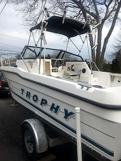 1996 Trophy boat for sale, model of the boat is 2002 WA & Image # 4 of 41