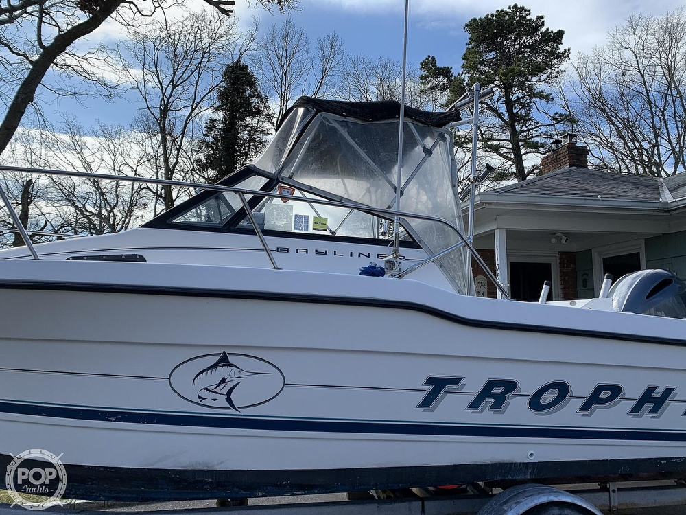 1996 Trophy boat for sale, model of the boat is 2002 WA & Image # 5 of 41