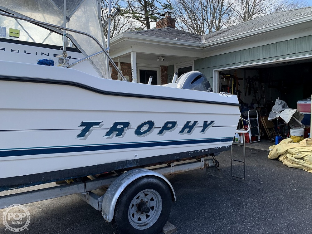1996 Trophy boat for sale, model of the boat is 2002 WA & Image # 6 of 41
