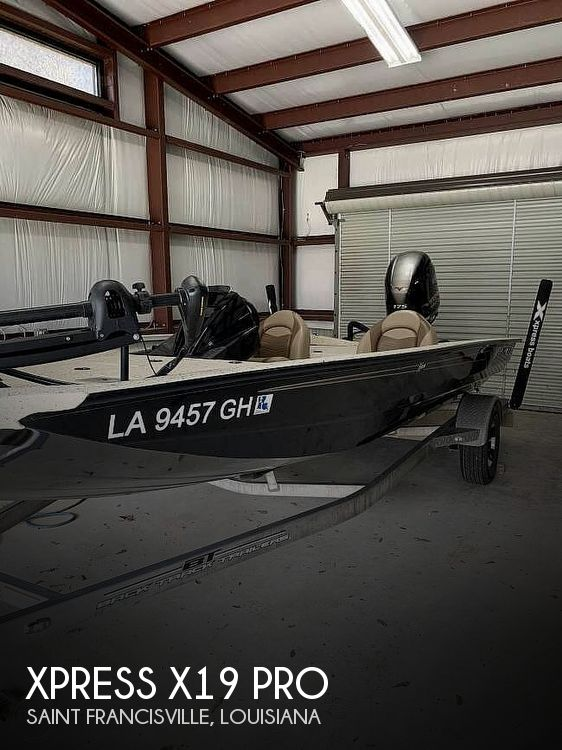 Used Xpress Boats For Sale by owner   2018 Xpress X19 Pro