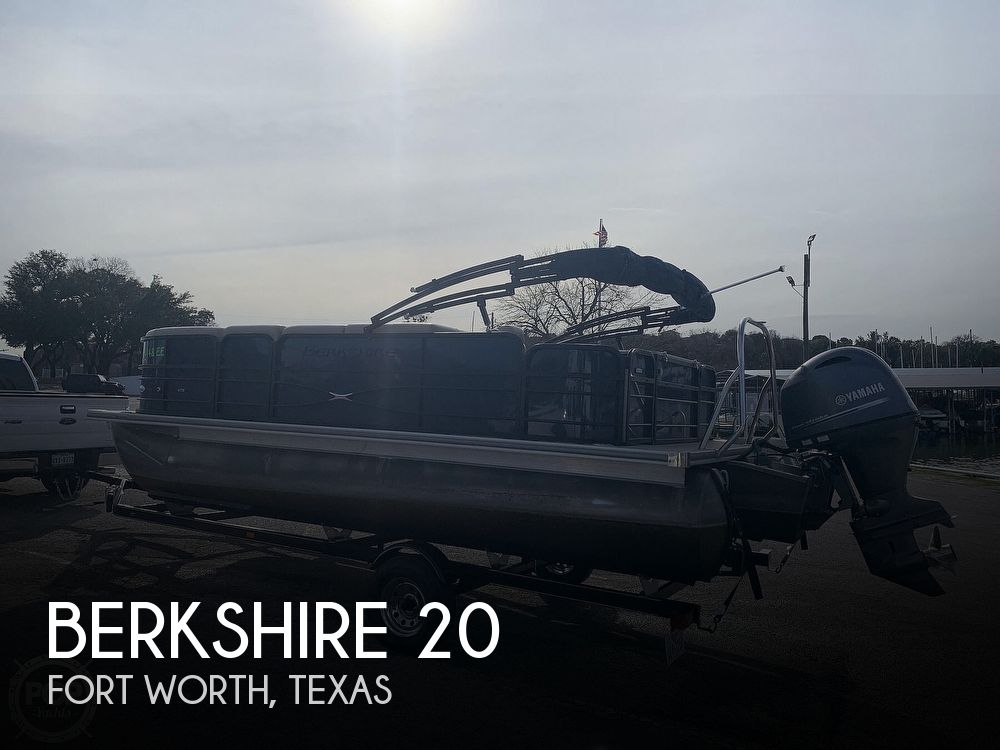 Used Pontoon Boats For Sale in Texas by owner | 2018 Berkshire 20