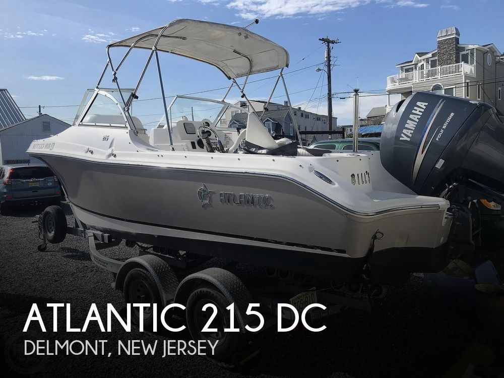 Used Atlantic Boats For Sale by owner | 2009 Atlantic 215 DC