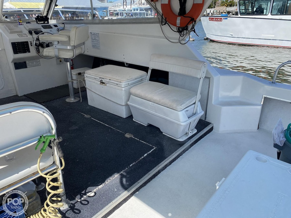 2014 Sea Hawk Marine boat for sale, model of the boat is 36 & Image # 23 of 40