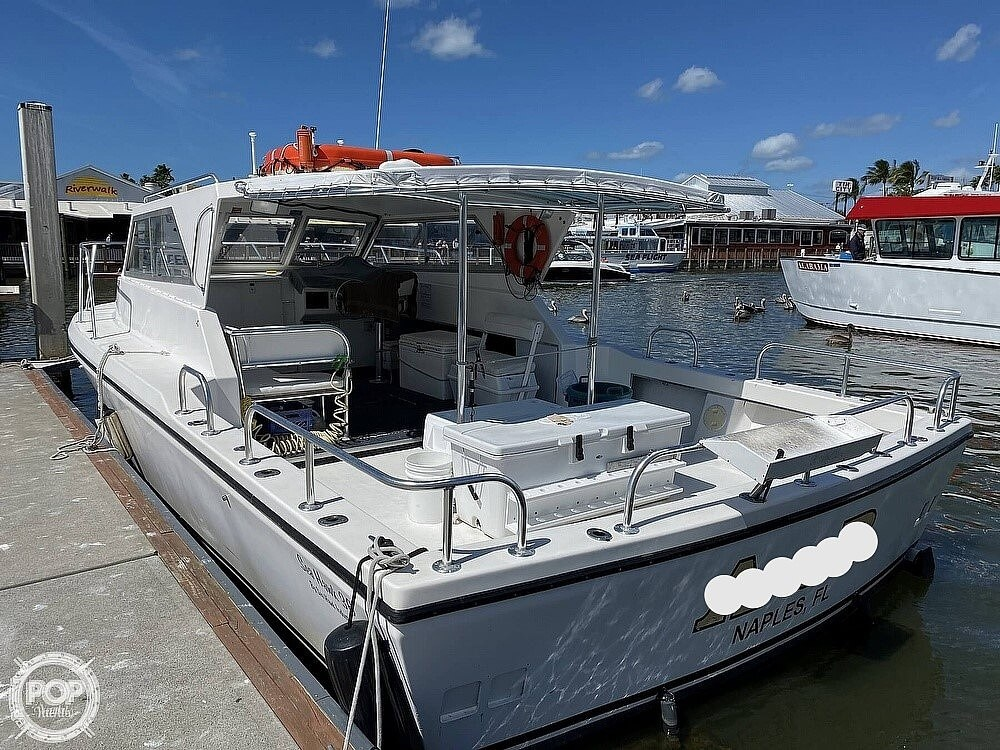 2014 Sea Hawk Marine boat for sale, model of the boat is 36 & Image # 7 of 40