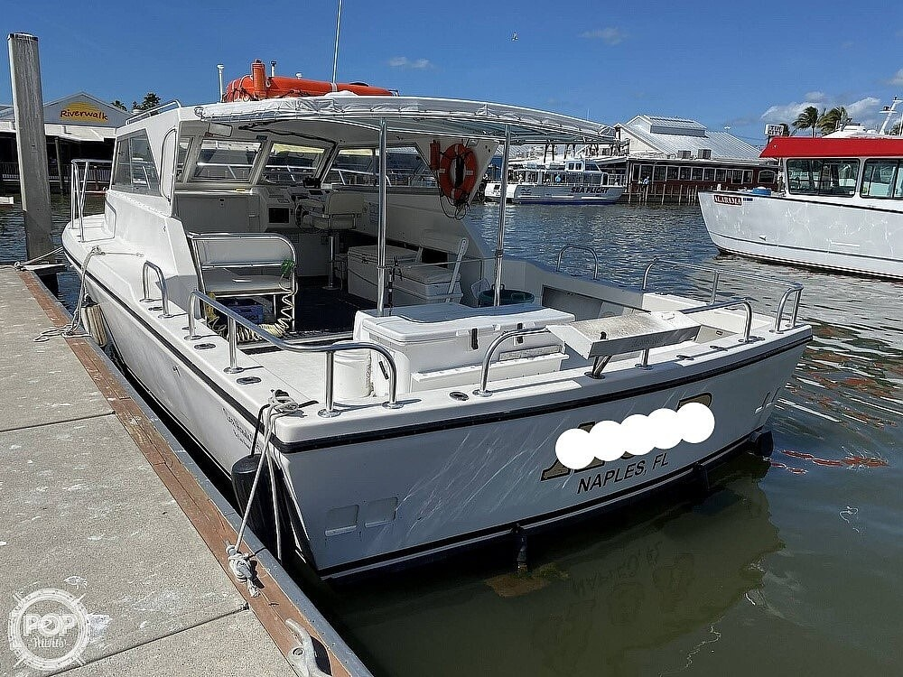 2014 Sea Hawk Marine boat for sale, model of the boat is 36 & Image # 2 of 40