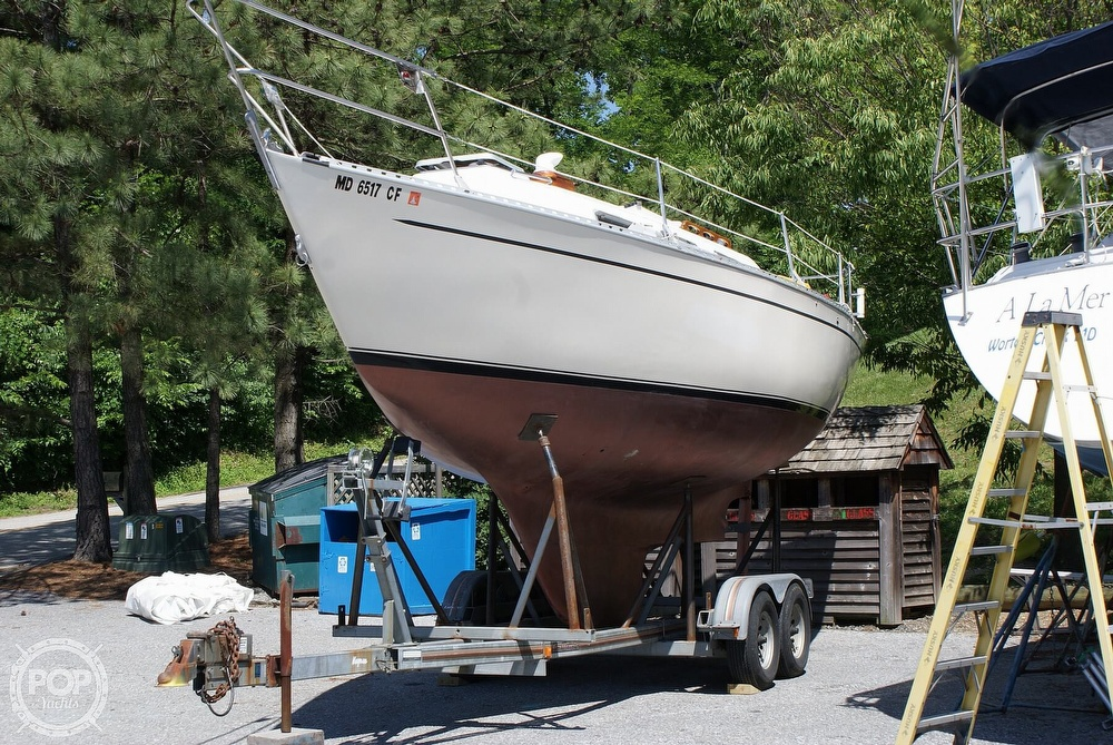 1976 Columbia boat for sale, model of the boat is 8.7 Meter & Image # 2 of 40