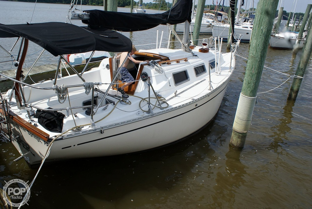 1976 Columbia boat for sale, model of the boat is 8.7 Meter & Image # 4 of 40