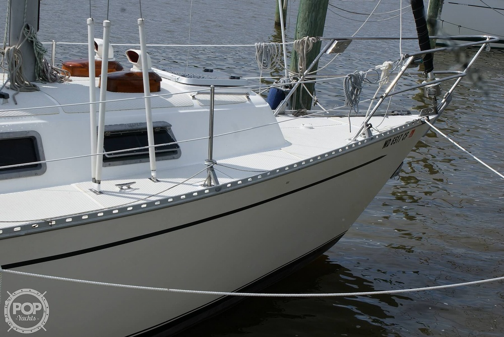 1976 Columbia boat for sale, model of the boat is 8.7 Meter & Image # 6 of 40
