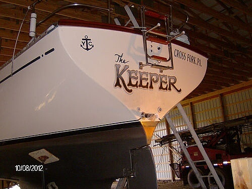 1976 Columbia boat for sale, model of the boat is 8.7 Meter & Image # 14 of 40