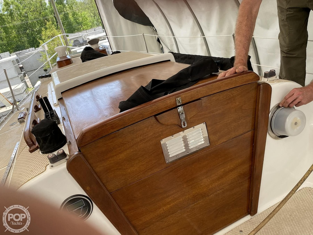 1976 Columbia boat for sale, model of the boat is 8.7 Meter & Image # 40 of 40