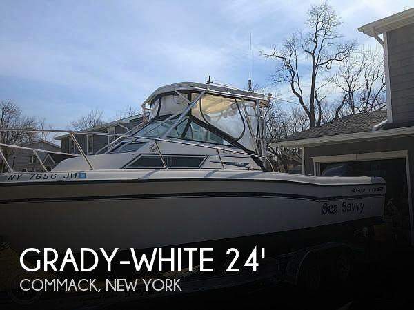 Used Grady-White Boats For Sale in New York, New York by owner | 1988 Grady-White 24