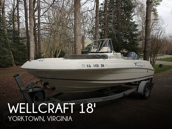 Used Wellcraft Boats For Sale in Virginia by owner | 2007 Wellcraft 18