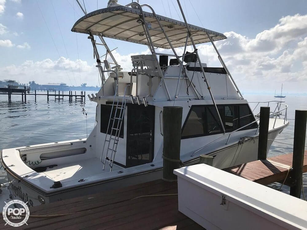 1974 Jersey boat for sale, model of the boat is 40 Sportfish & Image # 12 of 40