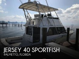 1974 Jersey 40 Sportfish