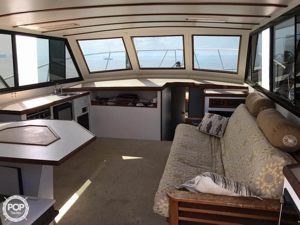 1974 Jersey boat for sale, model of the boat is 40 Sportfish & Image # 2 of 40