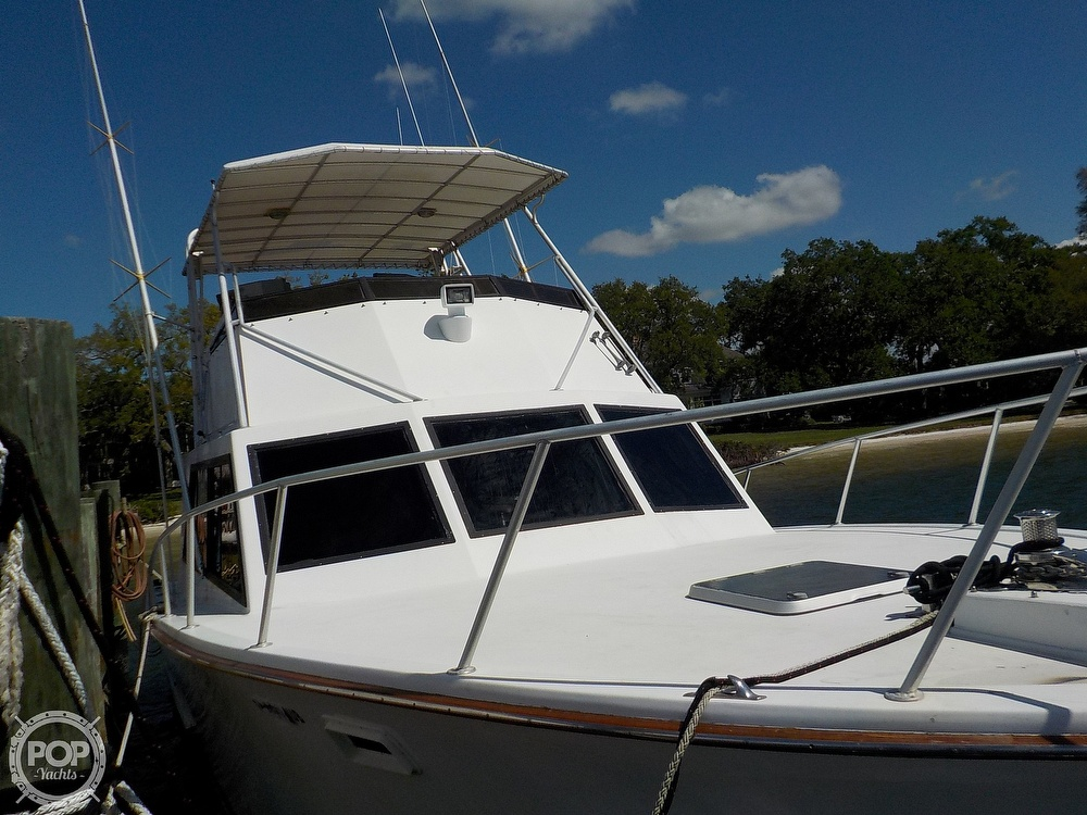 1974 Jersey boat for sale, model of the boat is 40 Sportfish & Image # 4 of 40