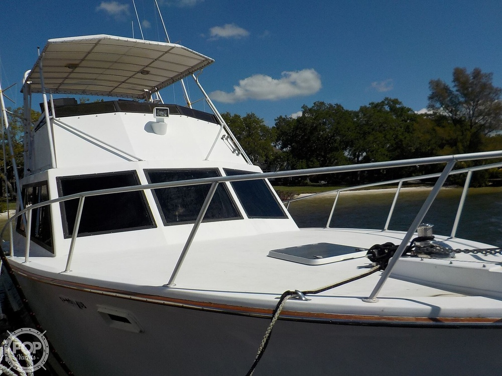 1974 Jersey boat for sale, model of the boat is 40 Sportfish & Image # 16 of 40