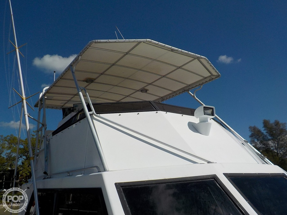 1974 Jersey boat for sale, model of the boat is 40 Sportfish & Image # 20 of 40