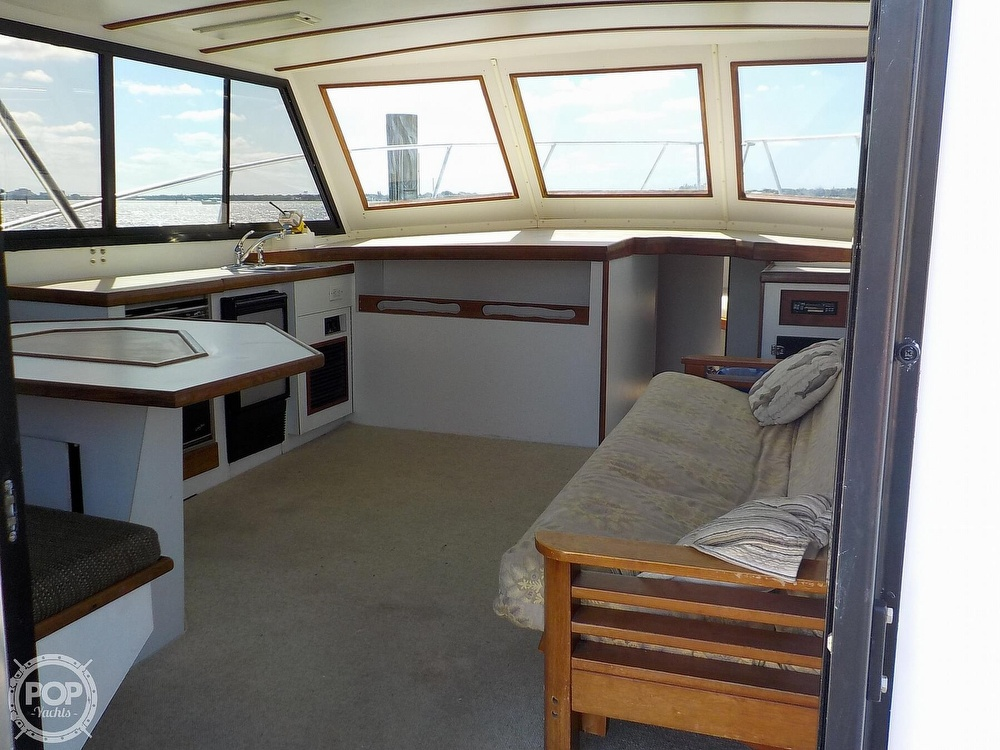 1974 Jersey boat for sale, model of the boat is 40 Sportfish & Image # 5 of 40
