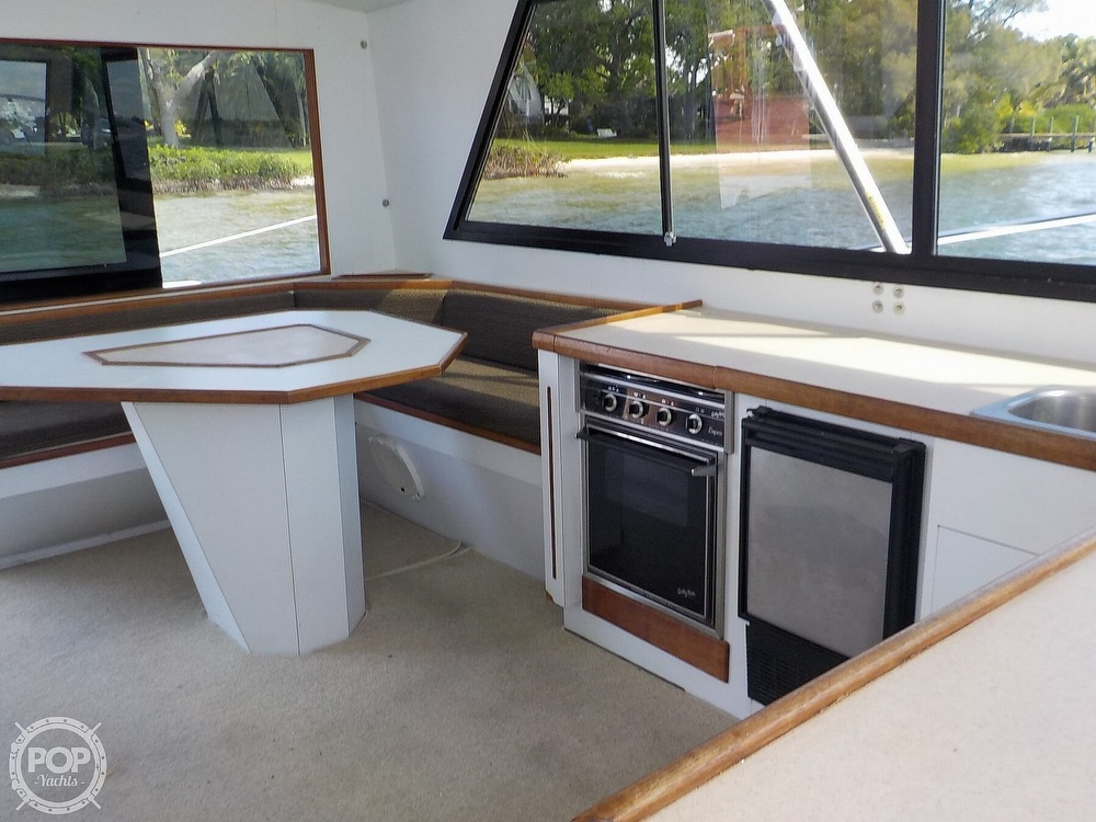 1974 Jersey boat for sale, model of the boat is 40 Sportfish & Image # 7 of 40