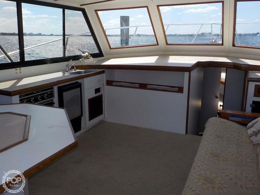 1974 Jersey boat for sale, model of the boat is 40 Sportfish & Image # 34 of 40