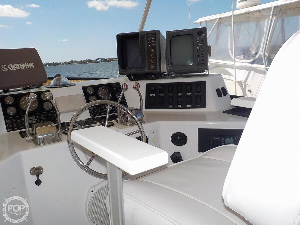 1974 Jersey boat for sale, model of the boat is 40 Sportfish & Image # 8 of 40