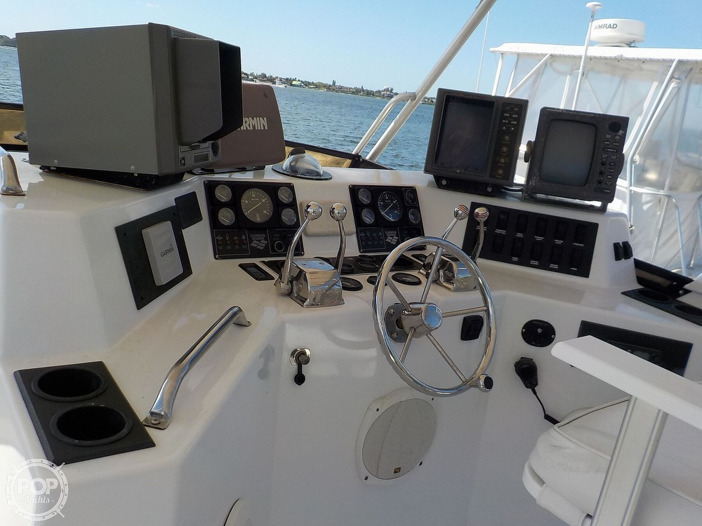 1974 Jersey boat for sale, model of the boat is 40 Sportfish & Image # 9 of 40