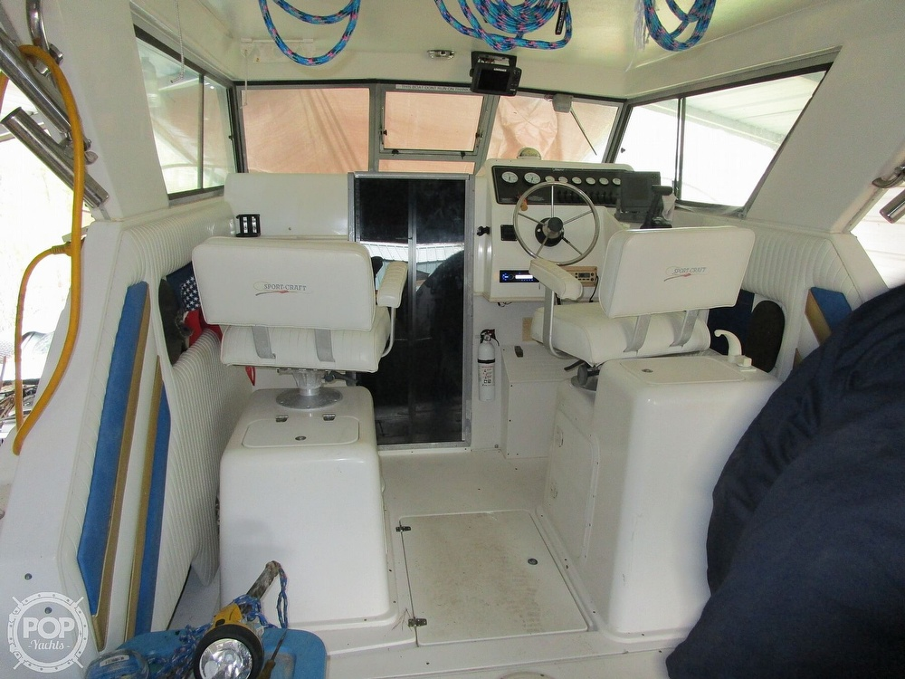 1998 Sportcraft boat for sale, model of the boat is 272 Fishmaster & Image # 18 of 41