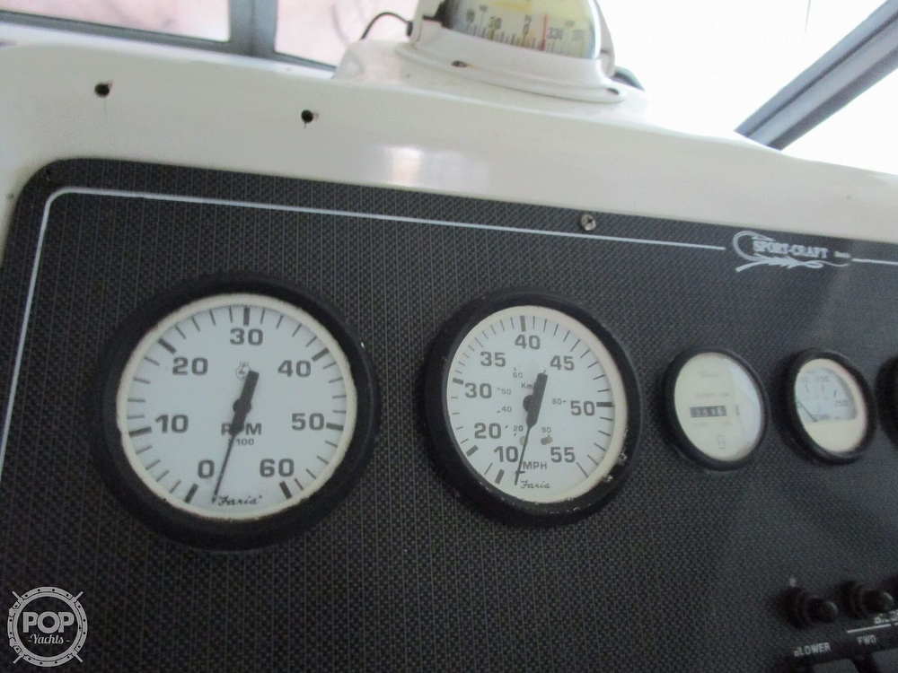 1998 Sportcraft boat for sale, model of the boat is 272 Fishmaster & Image # 34 of 41