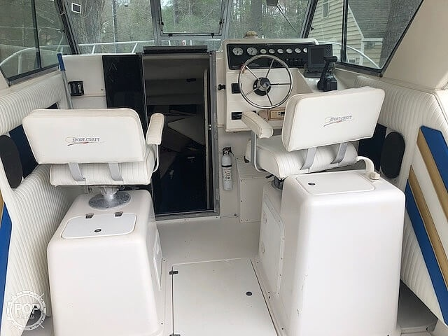 1998 Sportcraft boat for sale, model of the boat is 272 Fishmaster & Image # 3 of 41