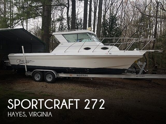 1998 Sportcraft boat for sale, model of the boat is 272 Fishmaster & Image # 1 of 41