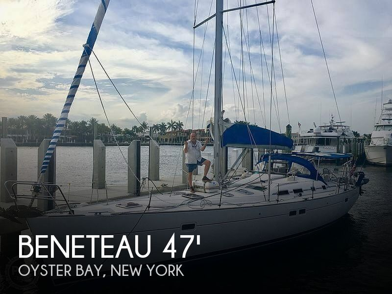 Used Boats For Sale in New Haven, Connecticut by owner | 2006 Beneteau Oceanis 473