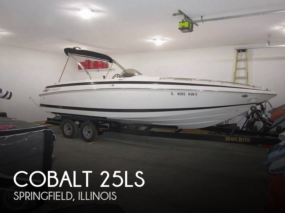 Used Power boats For Sale in Springfield, Illinois by owner | 1999 Cobalt 25LS